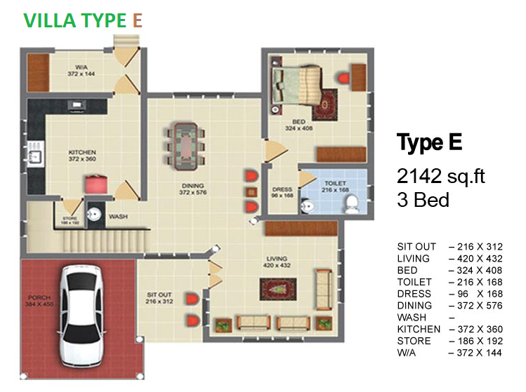2bhk flats in thrissur
