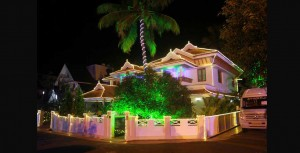 thrissur villas