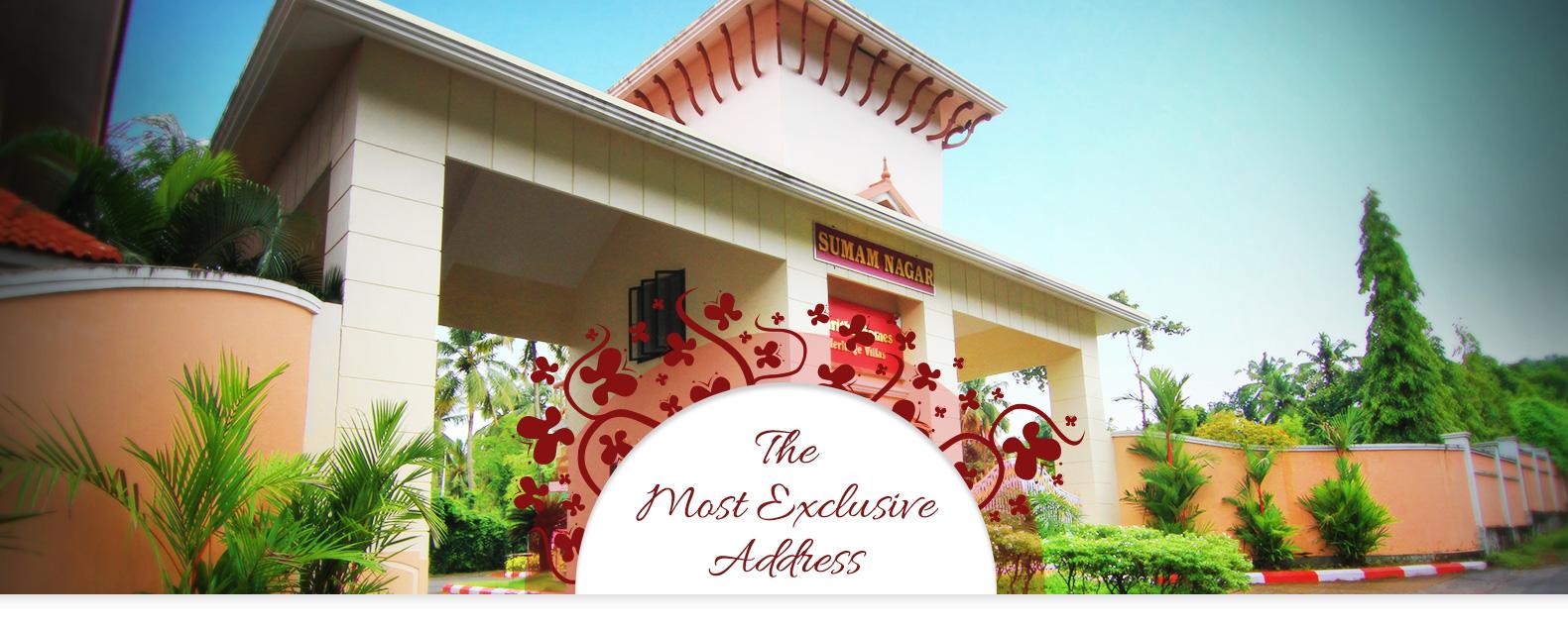 Luxury apartments in Thrissur
