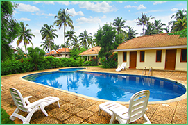 resort in thrissur city