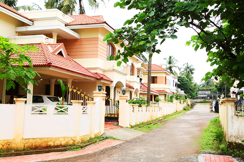 real estate in thrissur