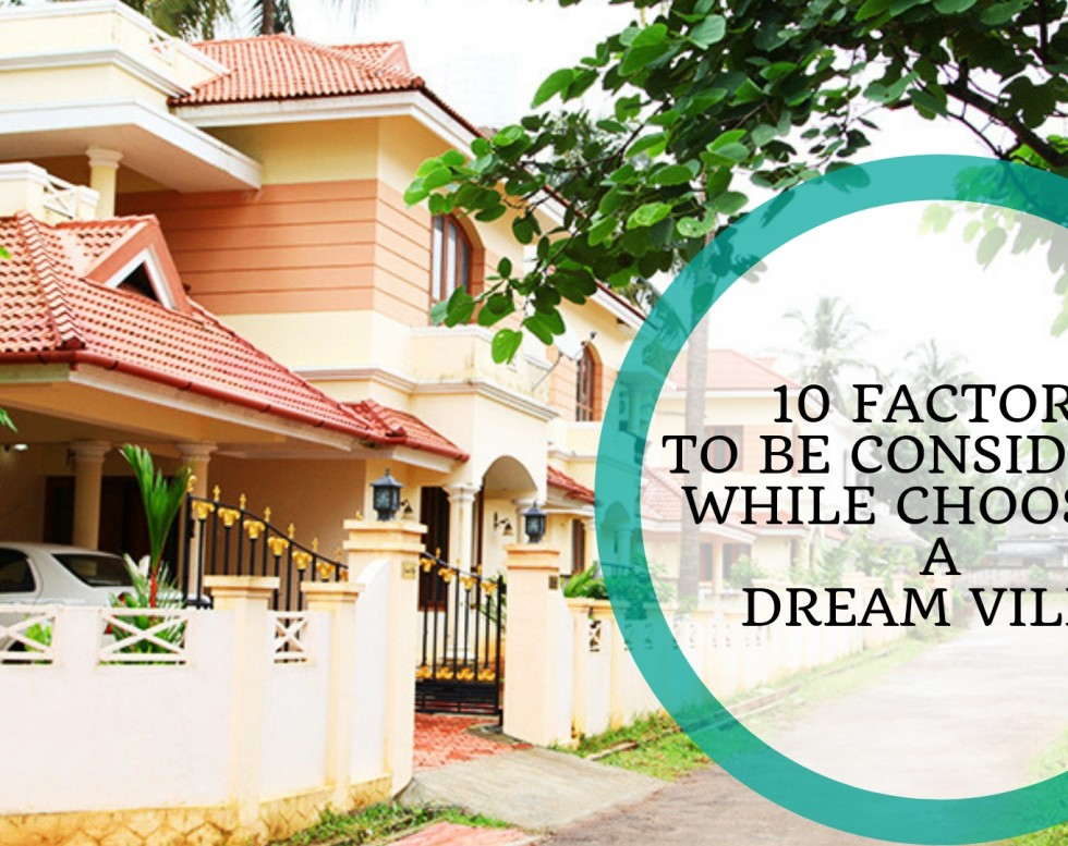 Villas In Thrissur For Sale