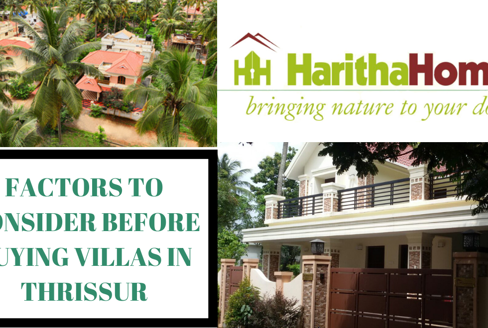 villas in Thrissur
