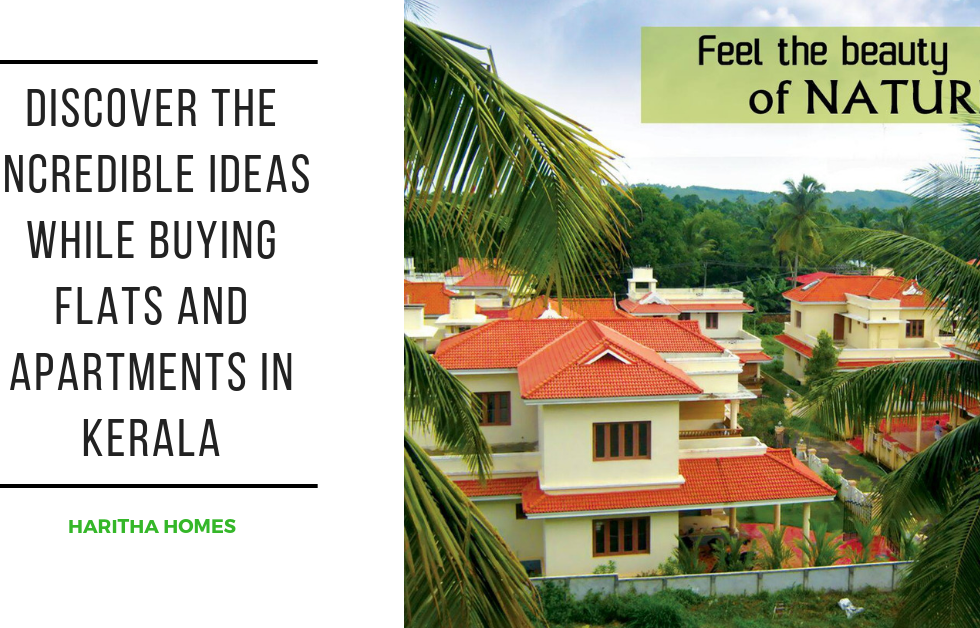 flats and apartments in Kerala