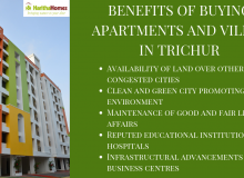 Gated community projects in Thrissur