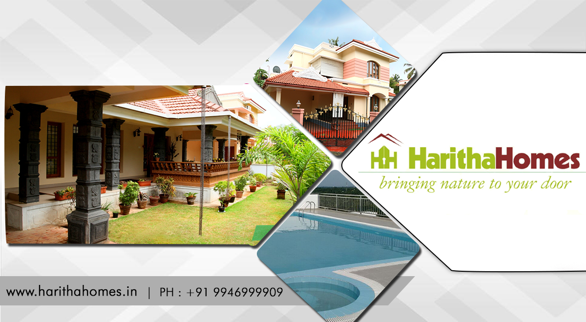 Residential villas and apartments in thrissur