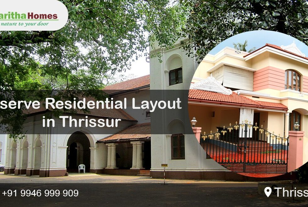 Apartments in Thrissur, best place to live. Cultural capital of kerala